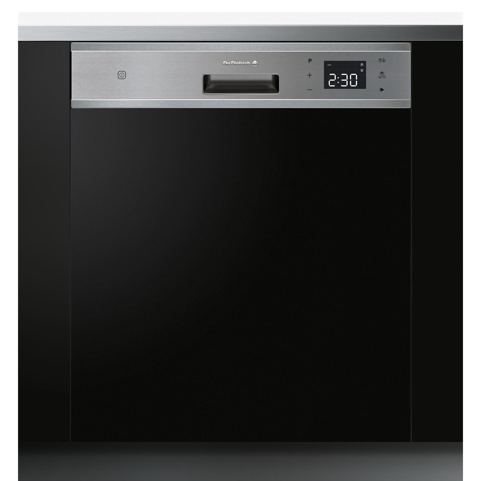 Built In Dishwasher Dvh15423x De Dietrich