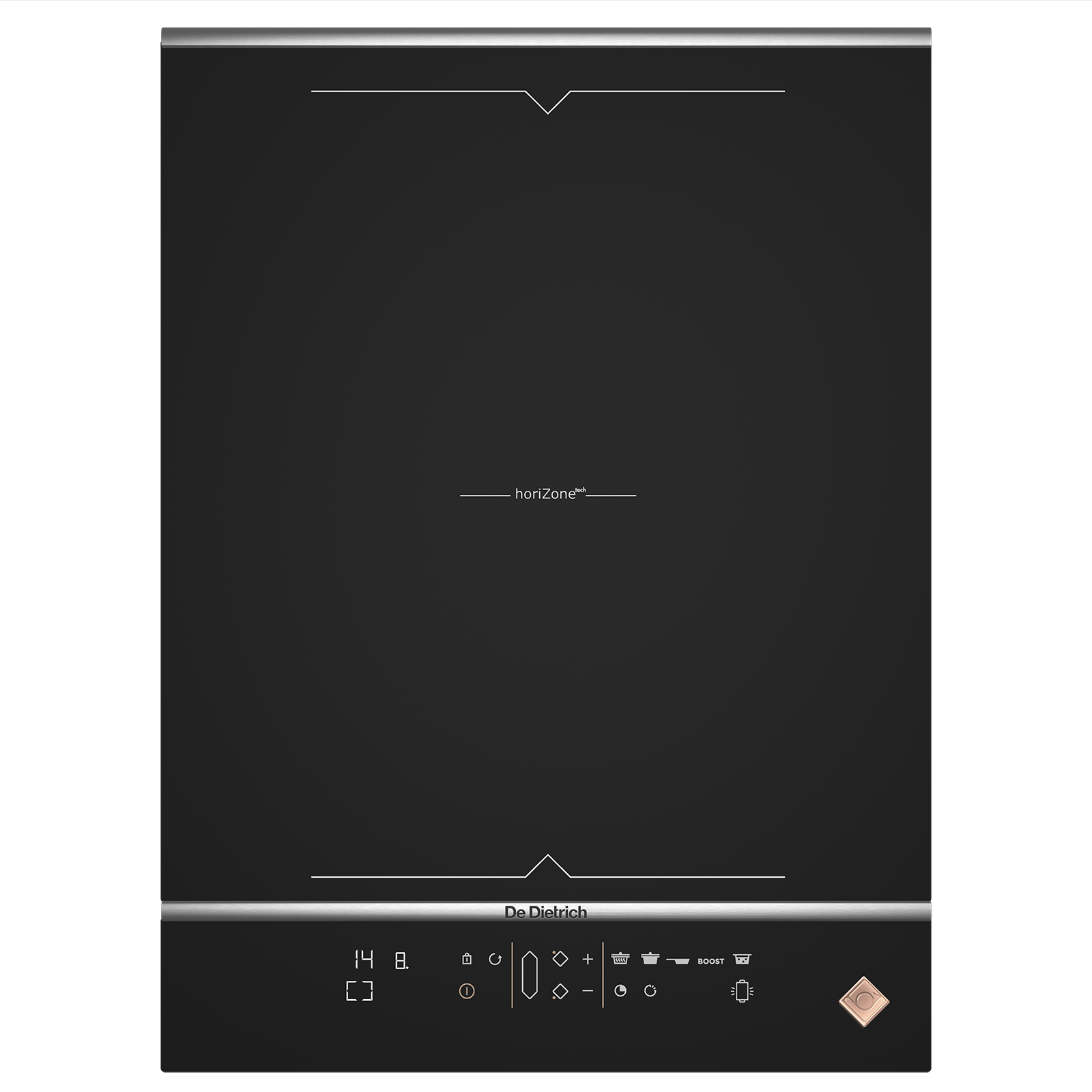 induction hob dpi7469xs de dietrich. Black Bedroom Furniture Sets. Home Design Ideas